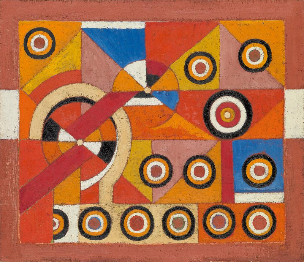 HAYWOOD BILL RIVERS (1922 - 2002) Untitled.