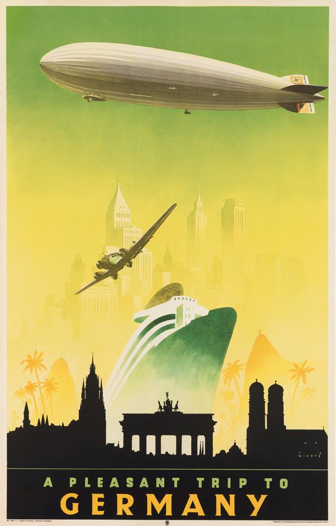 JUPP-WIERTZ-(1881-1939)-A-PLEASANT-TRIP-TO-GERMANY-Circa-193