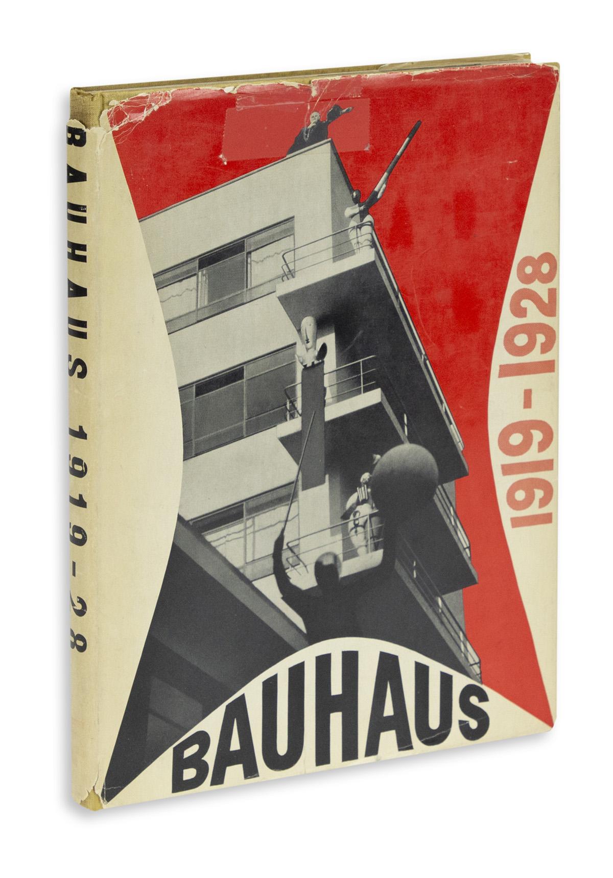 (DESIGN / GRAPHIC DESIGN / BAYER, HERBERT / BAUHAUS.) Bauhaus 1919-1928.