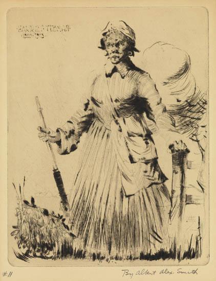 ALBERT-ALEXANDER-SMITH-(1896---1940)-Harriet-Tubman