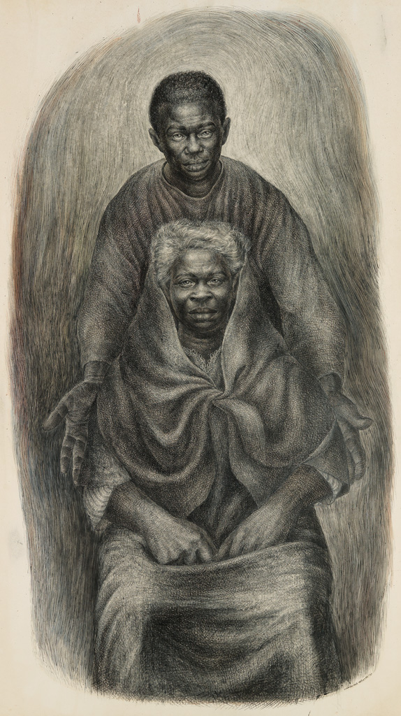 CHARLES-WHITE-(1918---1979)-Take-My-Mother-Home