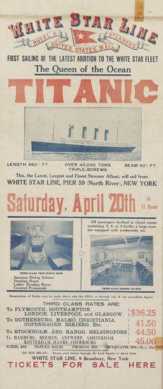 DESIGNER-UNKNOWN-WHITE-STAR-LINE--TITANIC-1912-21x9-inches-5