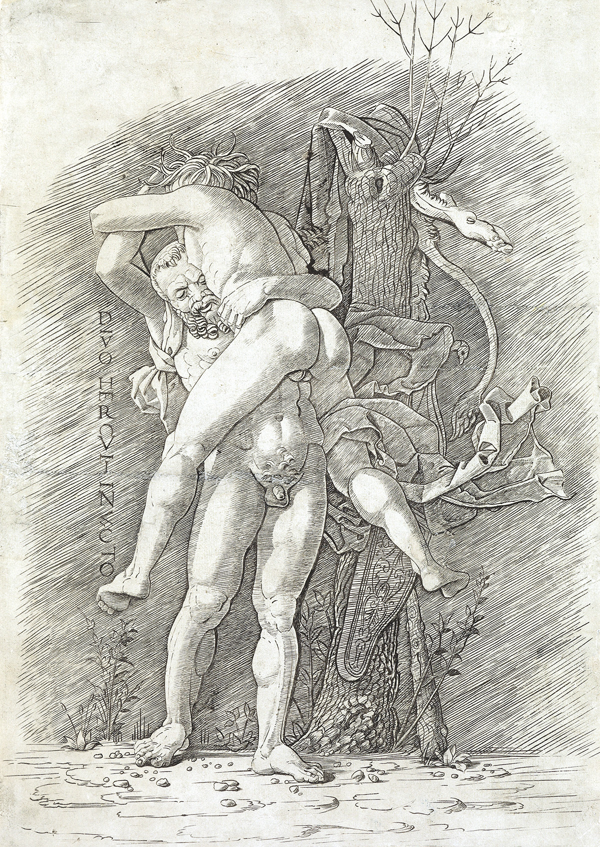 ANDREA-MANTEGNA-(follower-of)-Hercules-and-Antaeus