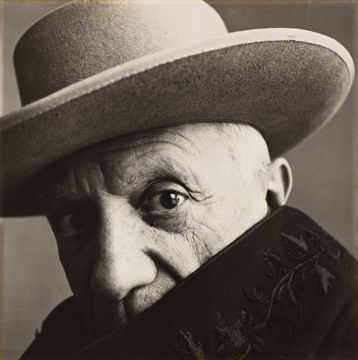 IRVING PENN (1917-2009) Pablo Picasso, Cannes.