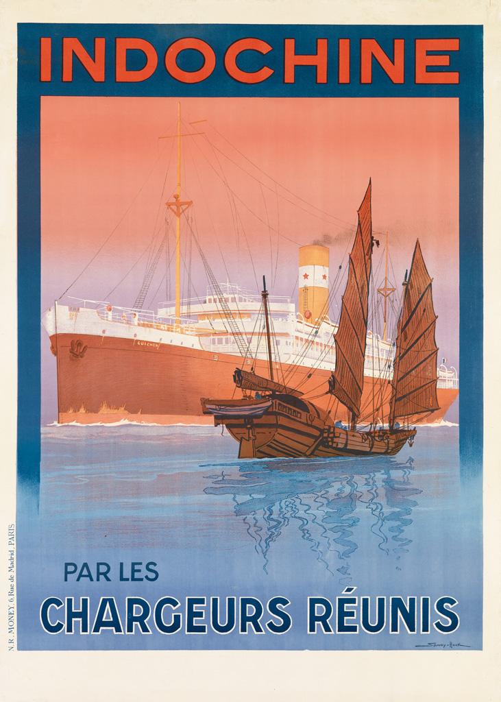 SANDY-HOOK-(GEORGES-TABOUREAU-1879-1960)-INDOCHINE--PAR-LES-