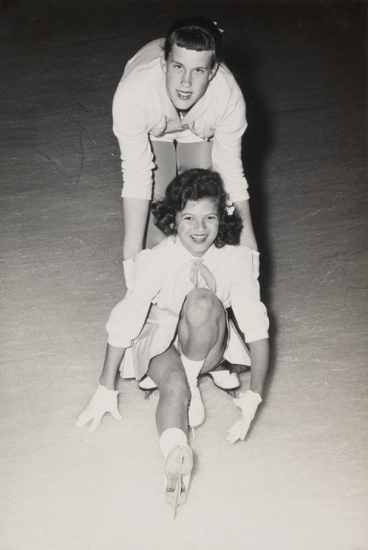 (ICE-SKATING)-Album-with-approximately-185-jolly-photographs
