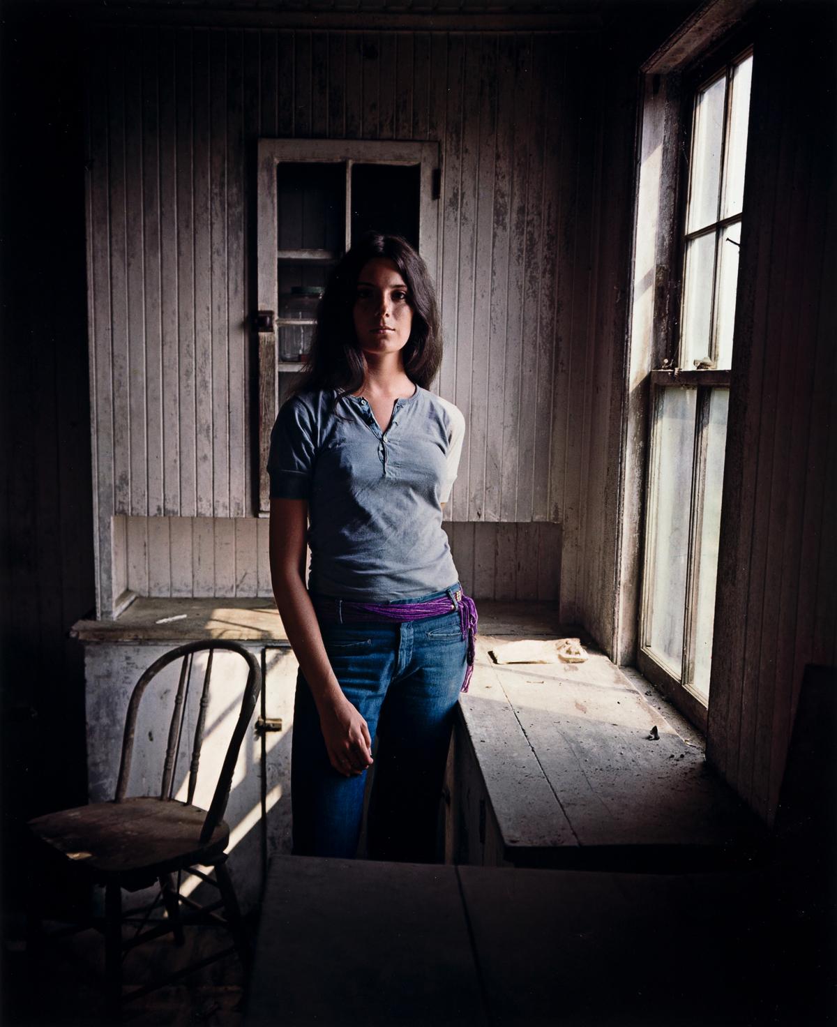 EVELYN HOFER (1922-2009) Isabella.