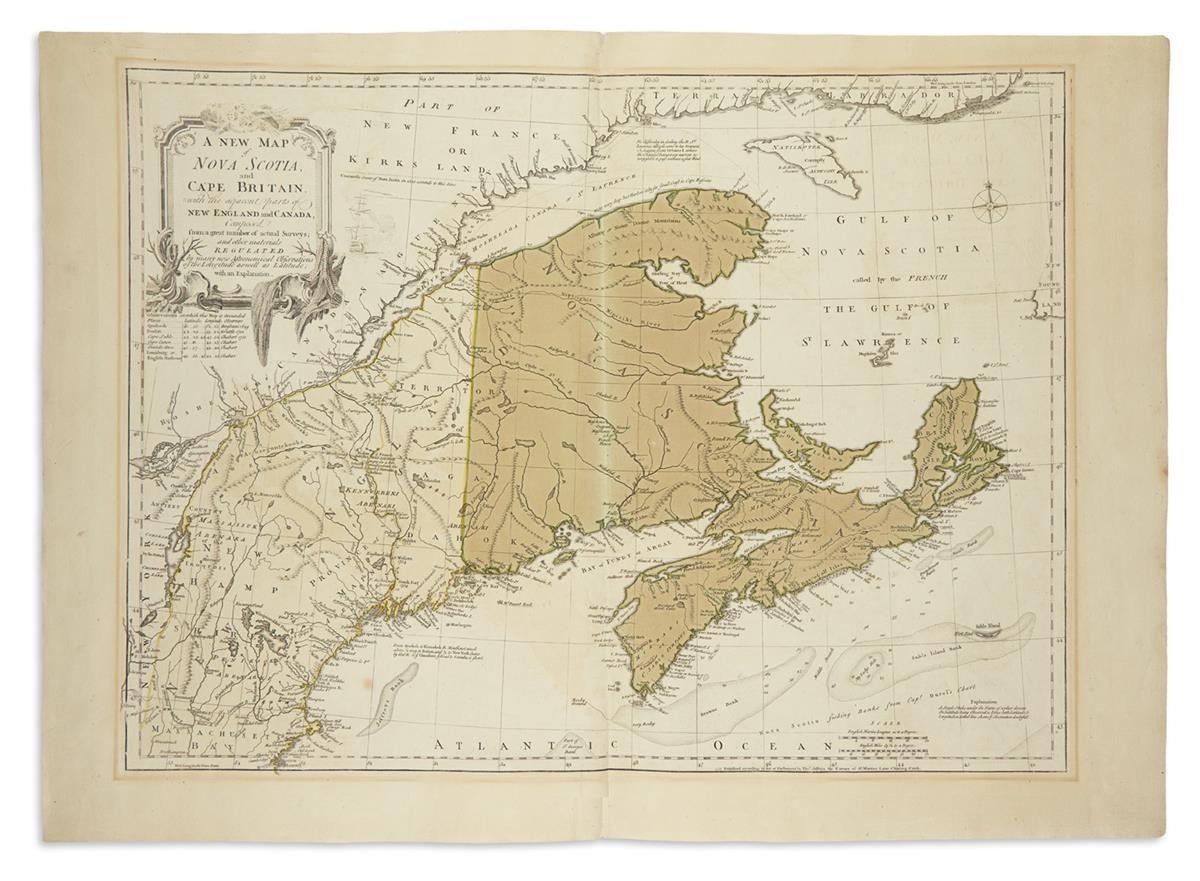JEFFERYS-THOMAS-A-New-Map-of-Nova-Scotia-and-Cape-Britain-wi