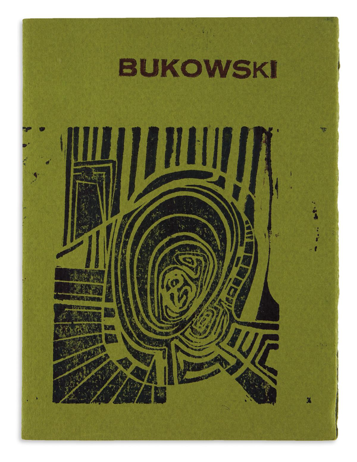 BUKOWSKI, CHARLES. Genius of the Crowd.