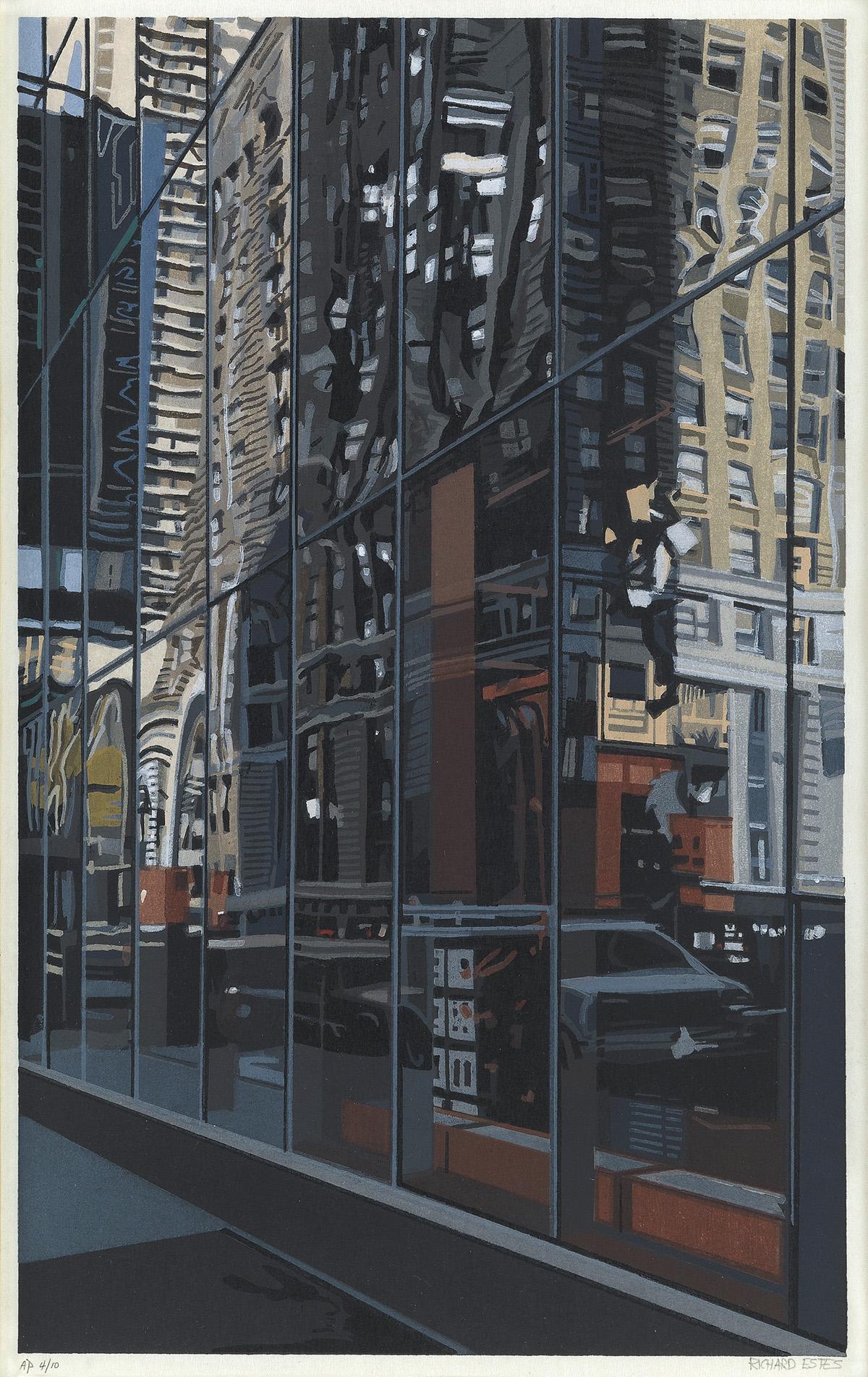 RICHARD-ESTES-Detail-Times-Square