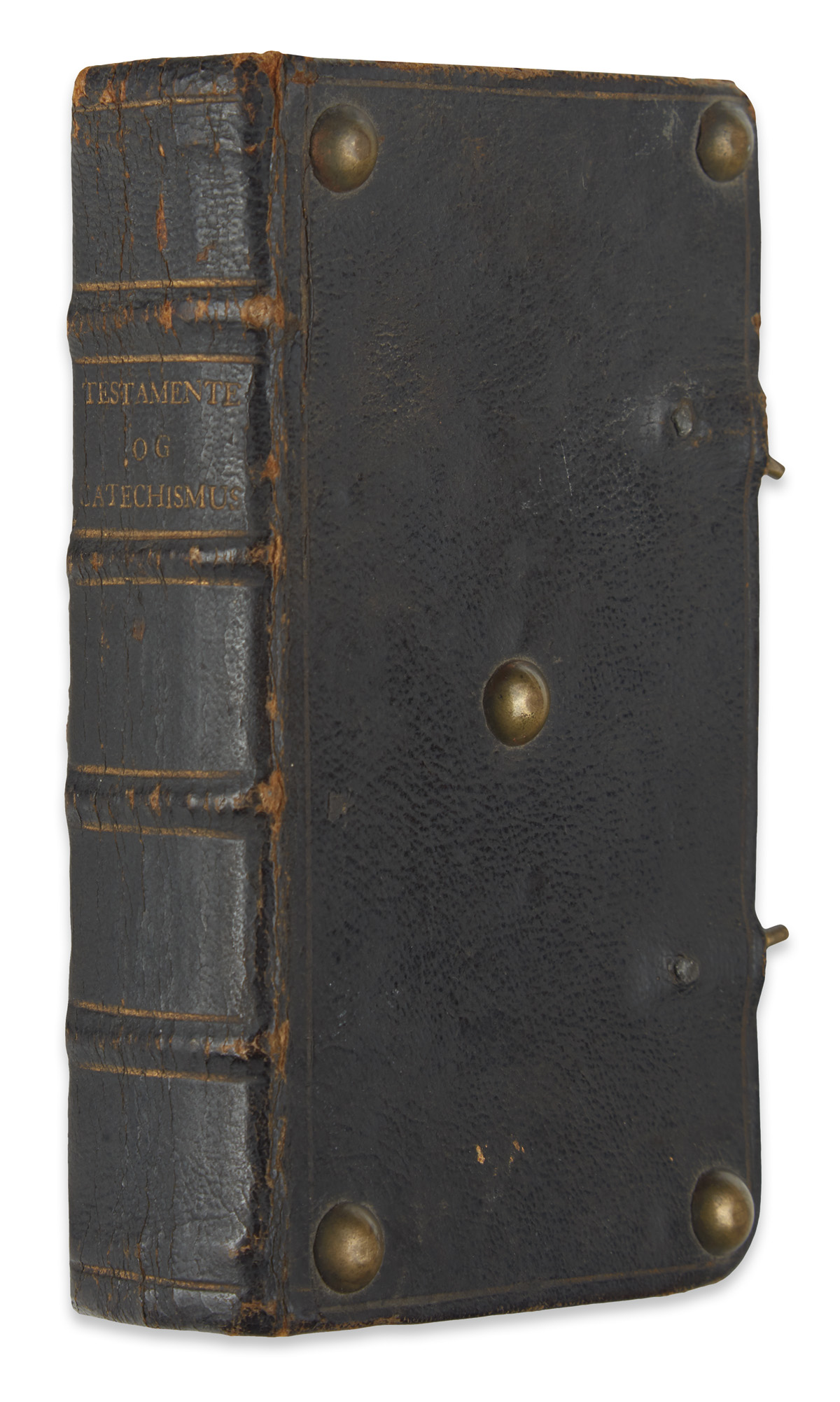 BIBLE-IN-DANISH--Vor-Herres-og-Frelseres-Jesu-Christi-Nye-Te
