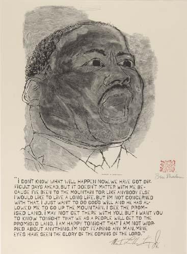 SHAHN-BEN-Martin-Luther-King-Jr