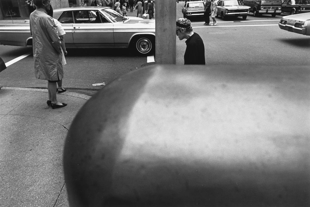 LEE-FRIEDLANDER-(1934--)-New-York-City