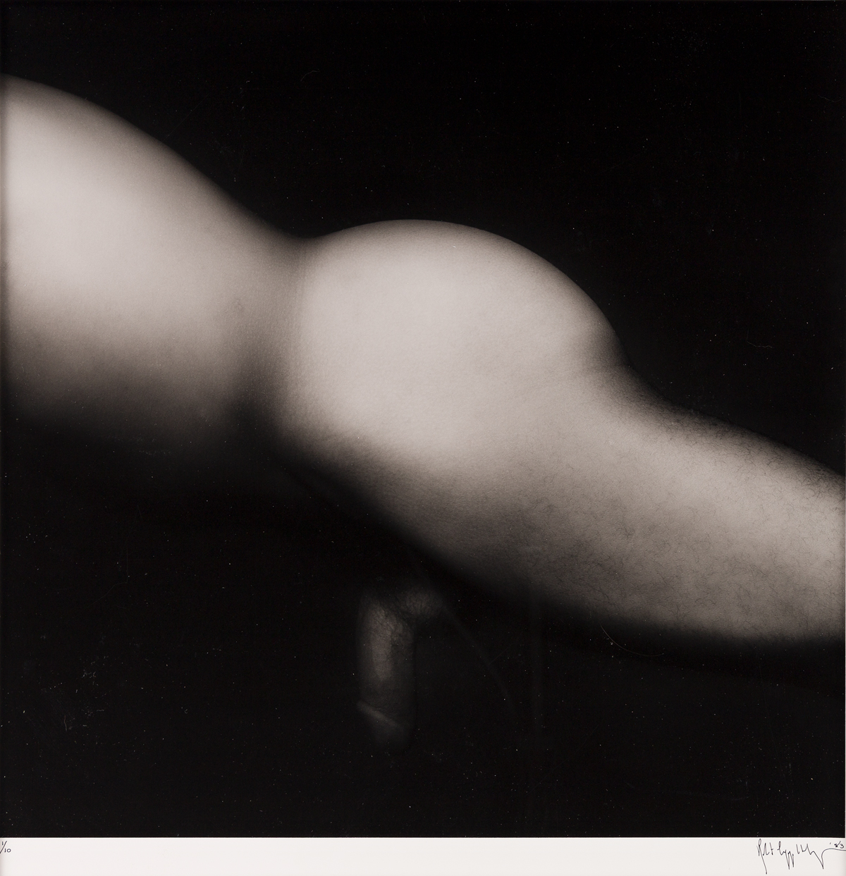 ROBERT MAPPLETHORPE (1946-1989) Milton White.