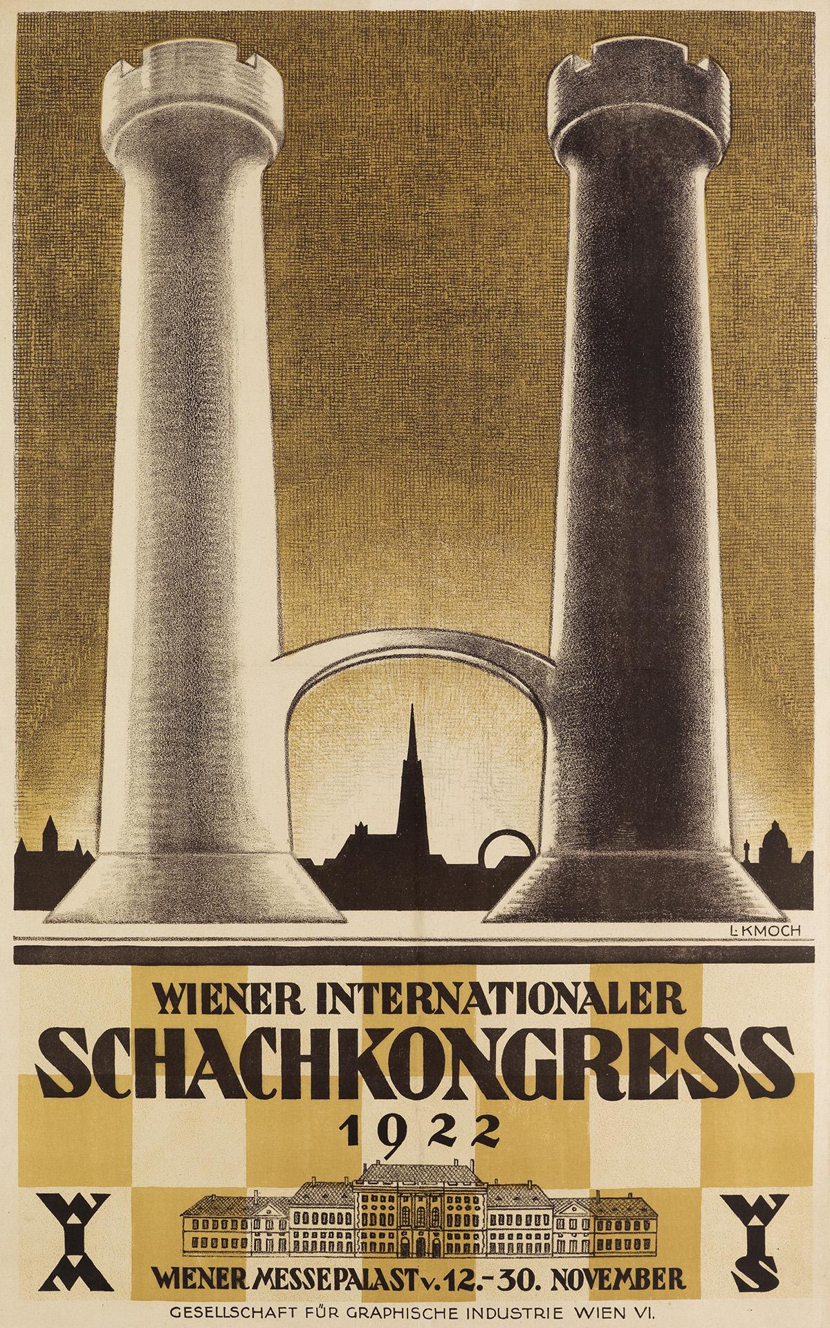LUDWIG-KMOCH-(1897-1971)-WIENER-INTERNATIONALER-SCHACHKONGRE