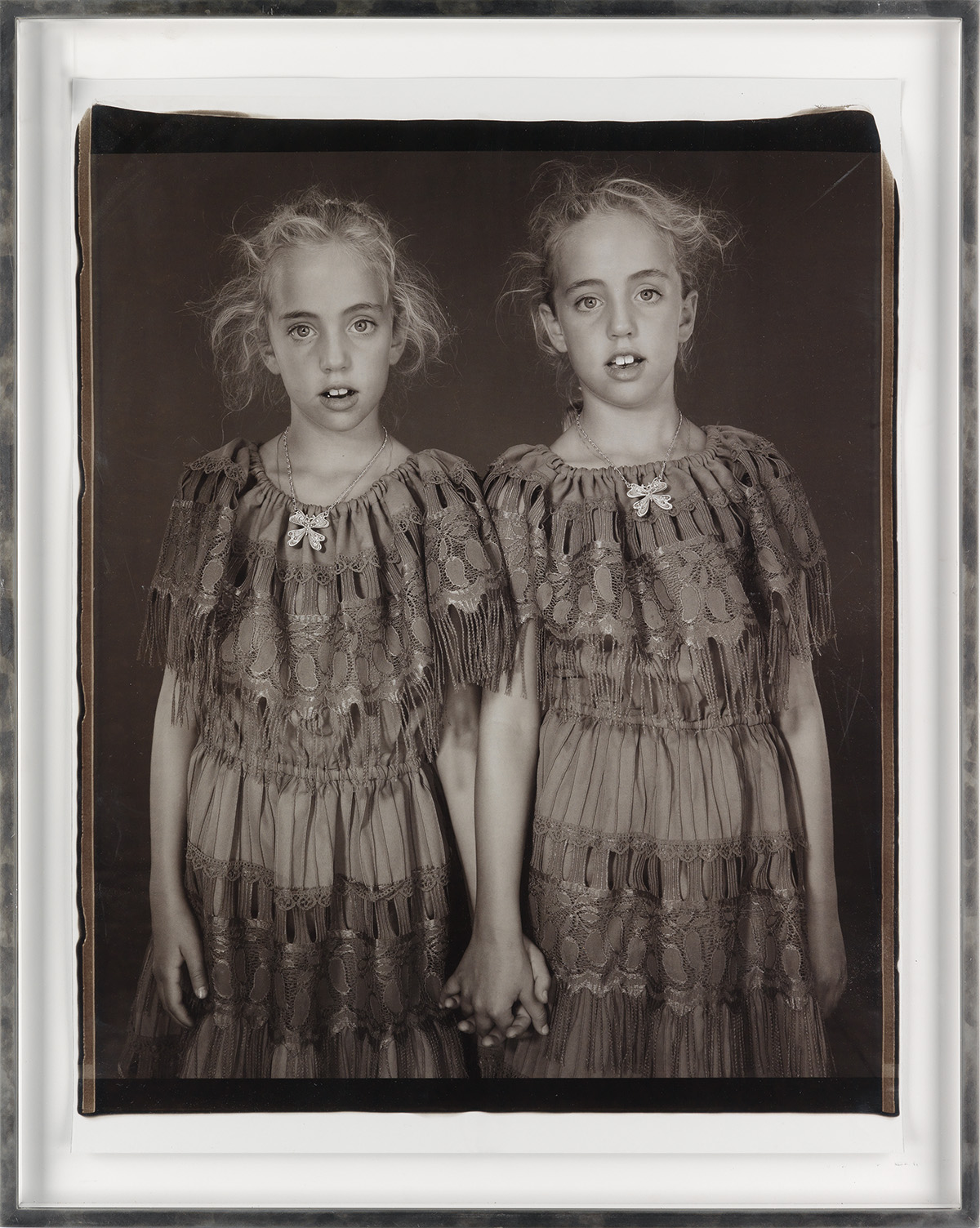 MARY-ELLEN-MARK-(1940-2015)-Heather-and-Kelsey-Dietrick-Twin