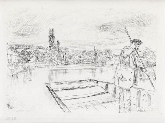 JAMES-A-M-WHISTLER-The-Punt