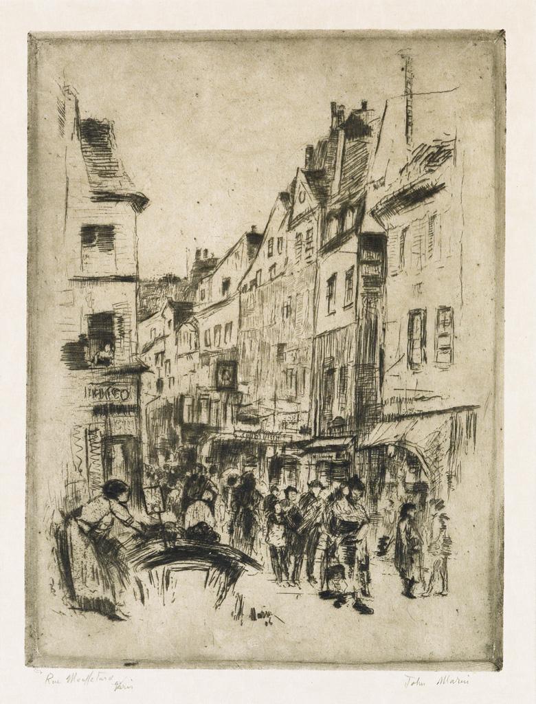 JOHN-MARIN-Rue-Moffetard-Paris