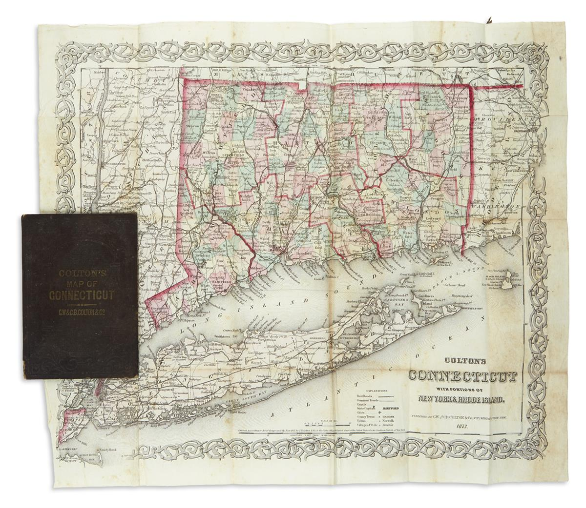 COLTON-GW--CB-Coltons-Railroad--Township-Map-of-the-State-of