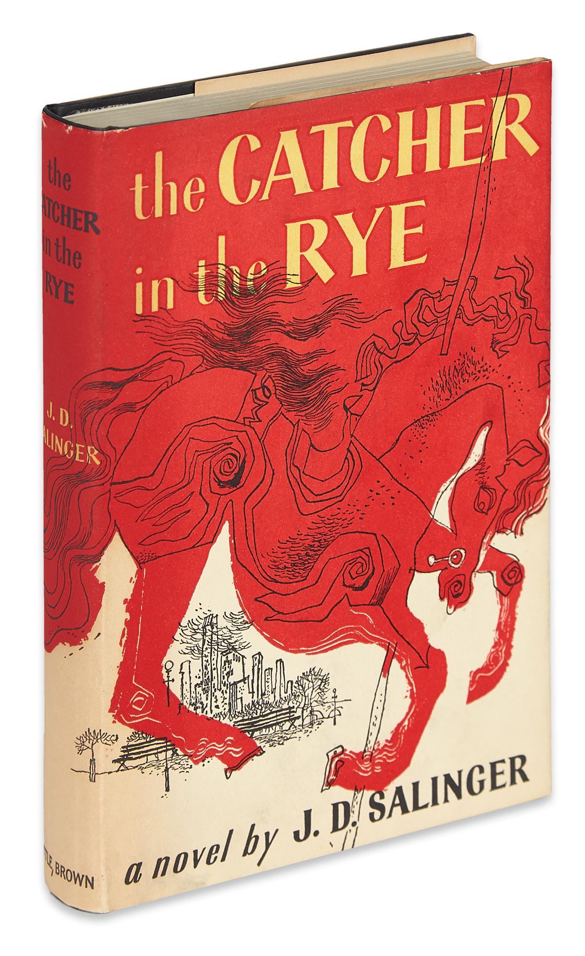 SALINGER, J.D. The Catcher in the Rye.