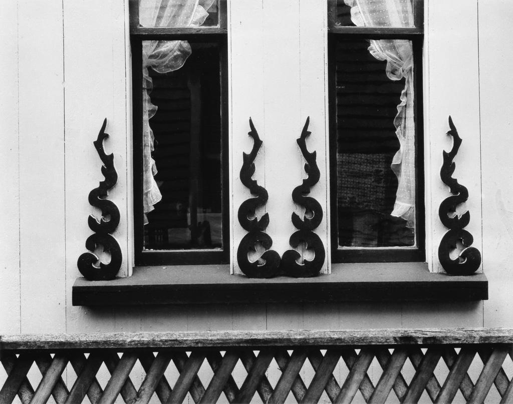 AARON SISKIND (1903-1991) Portfolio entitled Tabernacle City 1935-1939.