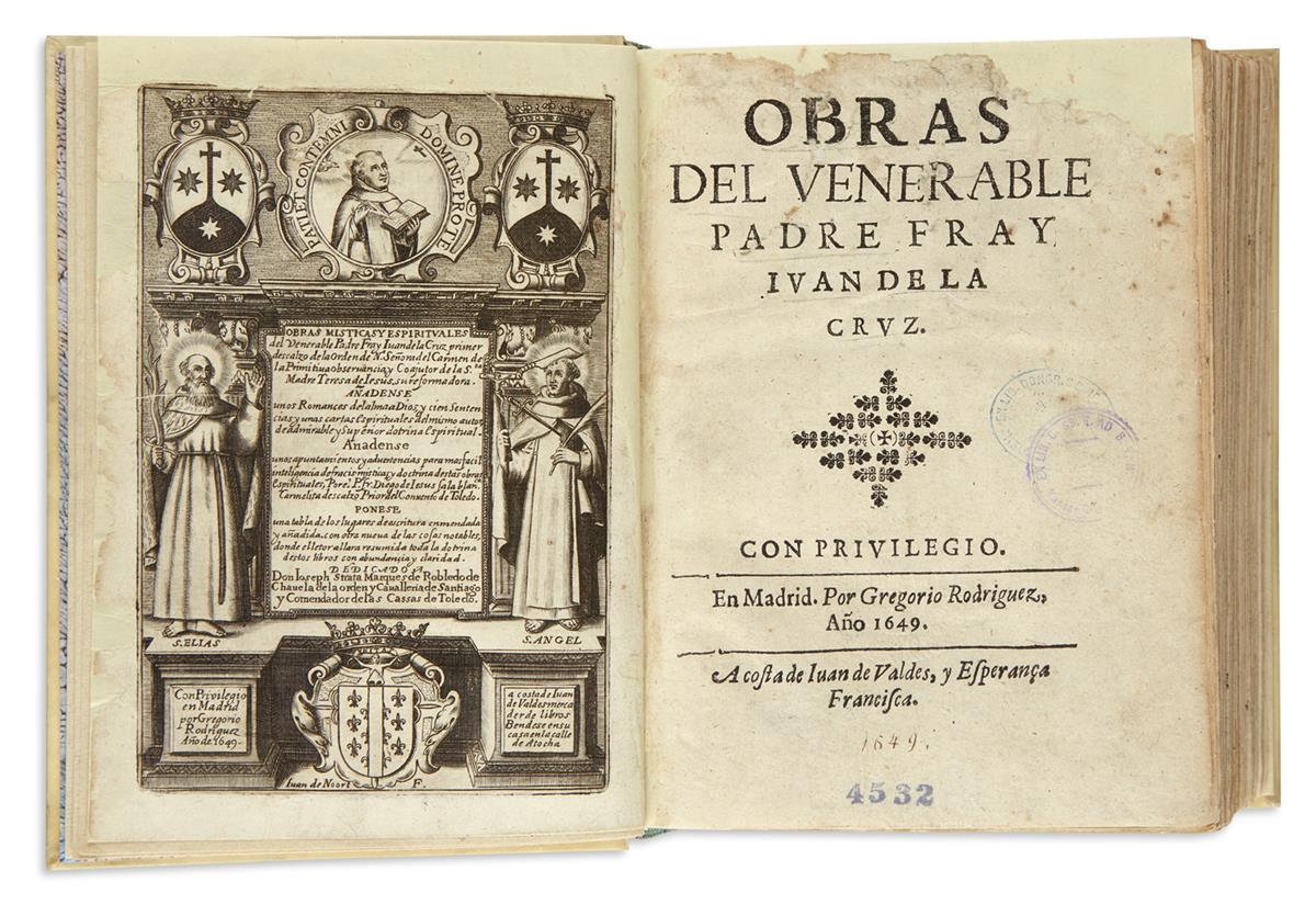 CRUZ-JUAN-DE-LA-Saint-Obras--1649