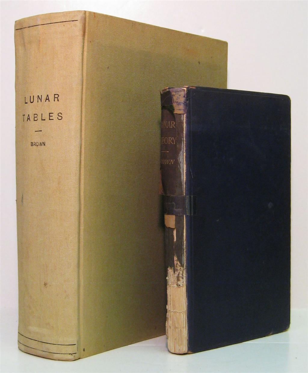 BROWN-ERNEST-WILLIAM-An-Introductory-Treatise-on-the-Lunar-T