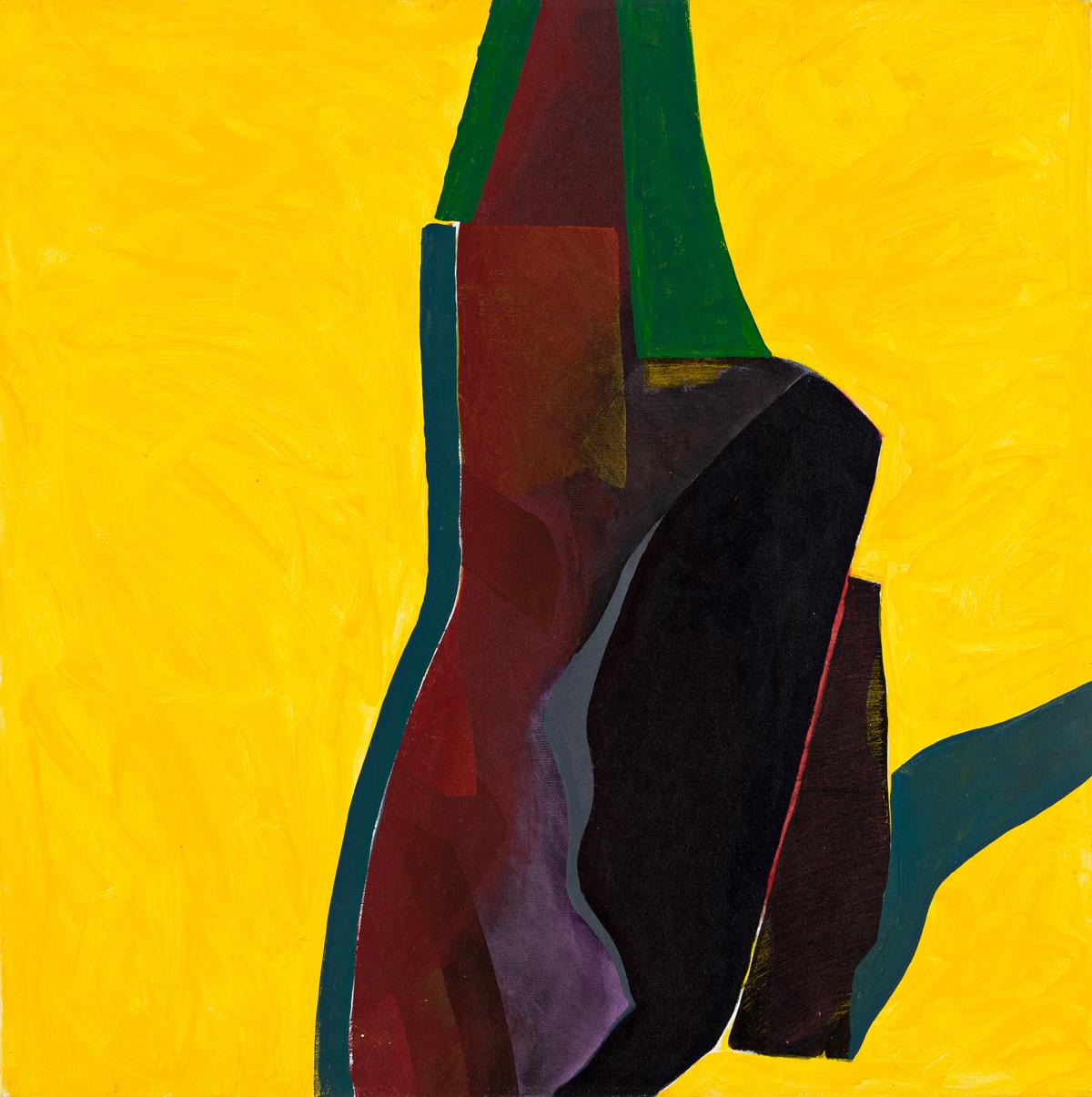 JACK ROTH (1927 - 2004, AMERICAN) Untitled.