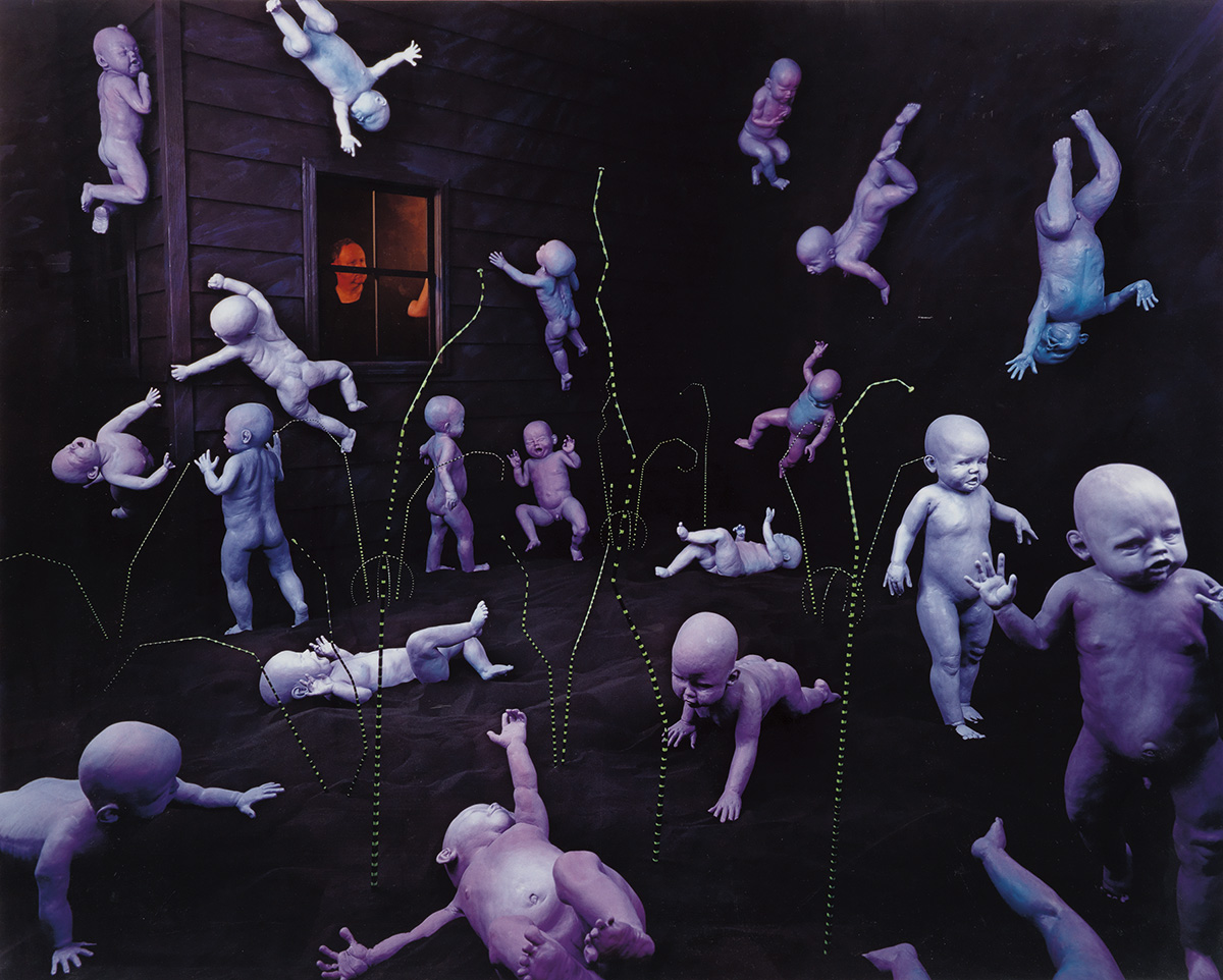 SANDY-SKOGLUND-(1946--)-Maybe-Babies