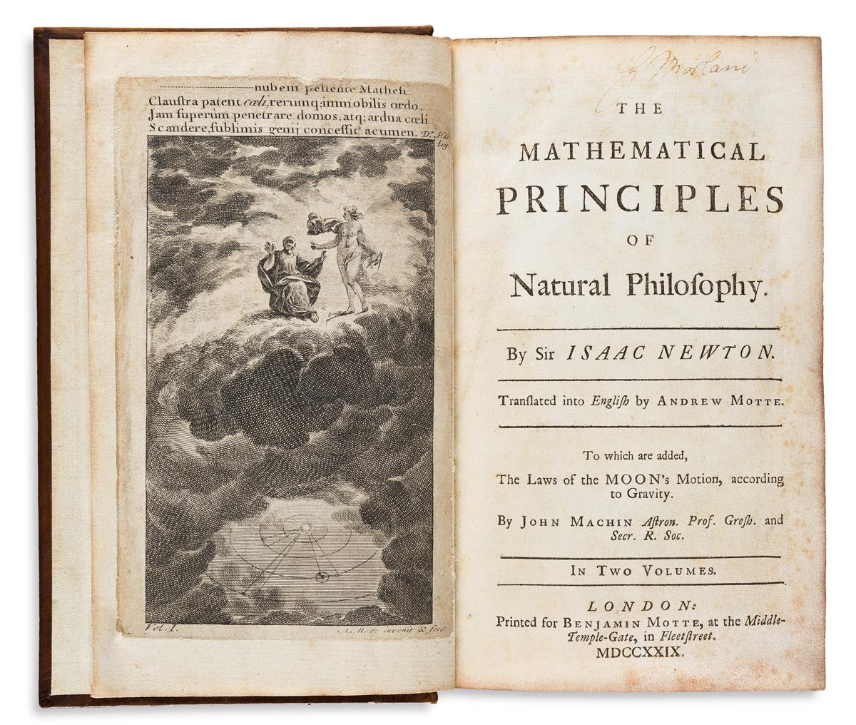 Newton-Sir-Isaac-(1642-1727)-The-Mathematical-Principles-of-