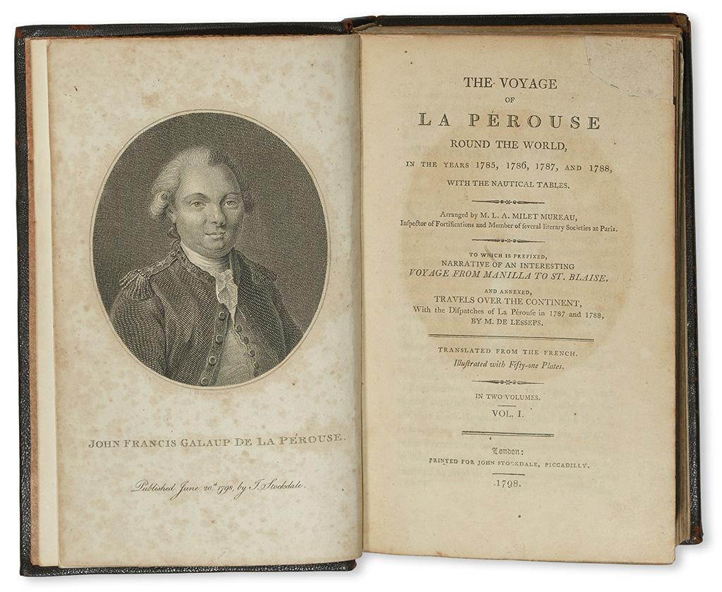 LA-PÉROUSE-JEAN-FRANÇOIS-DE-GALAUP-Comte-de-The-Voyage----ro