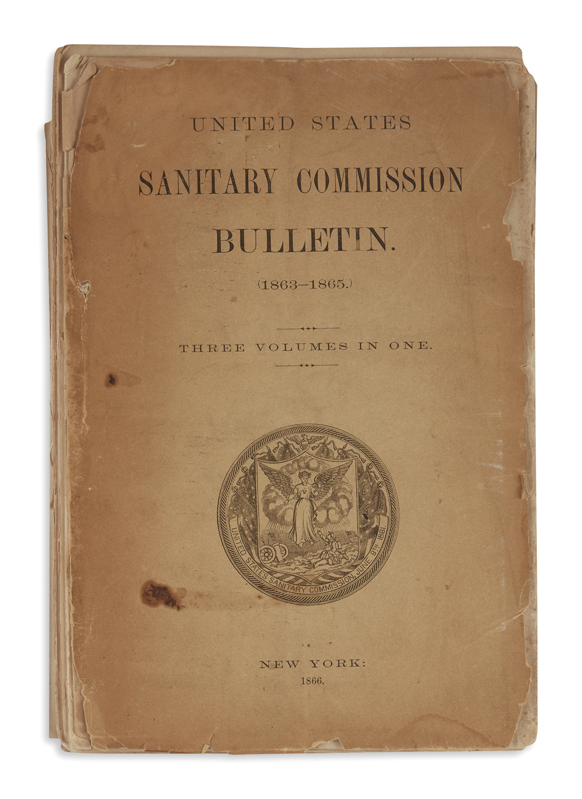 (BOOKS-AND-PAMPHLETS)-United-States-Sanitary-Commission-Bull