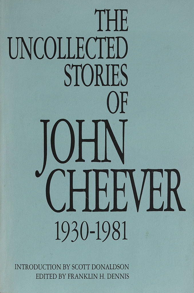 CHEEVER-JOHN-The-Uncollected-Stories-1930-1981