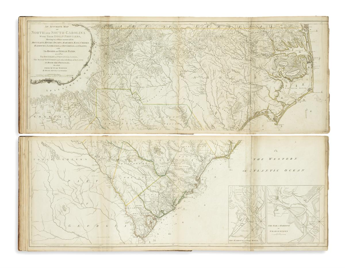 JEFFERYS-THOMAS-The-American-Atlas-Or-a-Geographical-Descrip