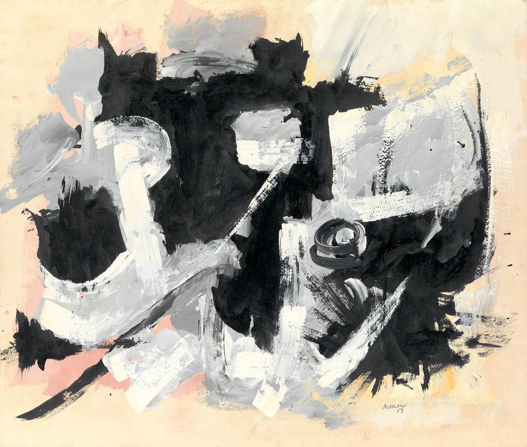 SAM-MIDDLETON-(1927---2015)-Drawing-12