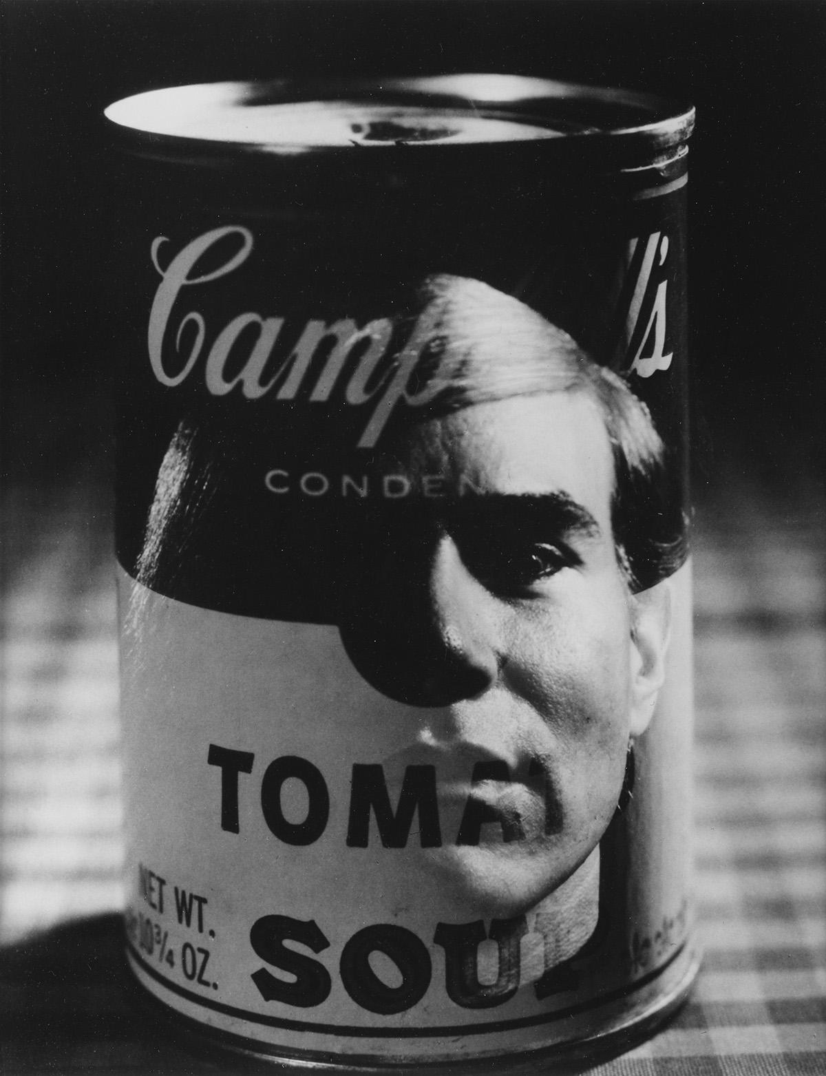 PHILLIPE HALSMAN (1906-1979) Andy Warhol.