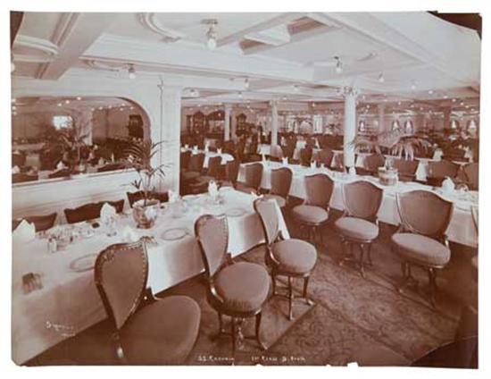 "(CUNARD LINE.) ""Caronia."" Wonderful group of 28 vintage photographs,"