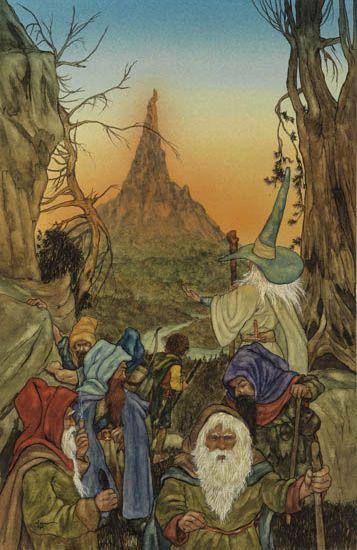 MICHAEL HAGUE. The Hobbit.