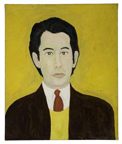 BEAUFORD DELANEY (1901 - 1979) Portait of Henri Chahine.