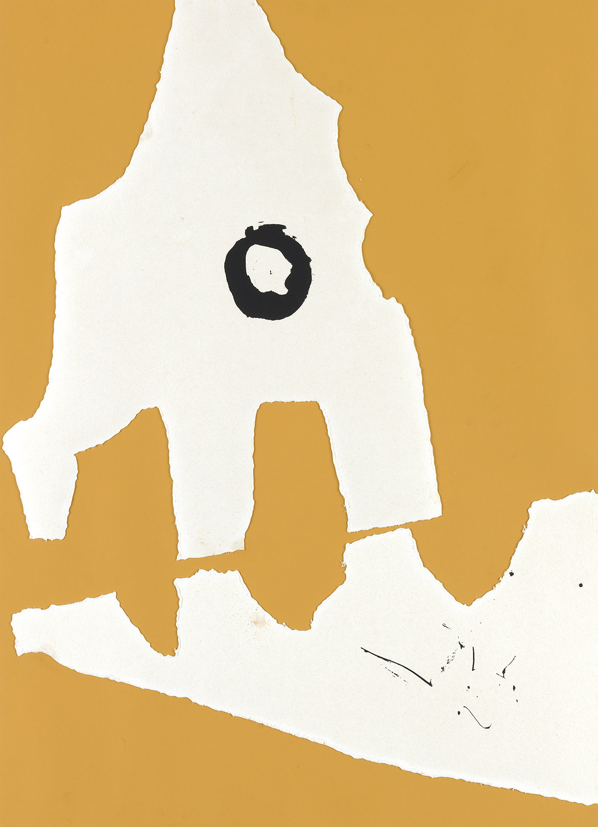 ROBERT-MOTHERWELL-Untitled