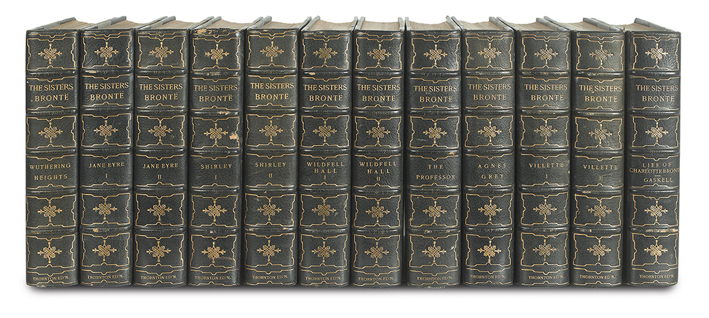 BRONTE-CHARLOTTE-ANNE-and-EMILY-Novels-of-the-Sisters-Brontë