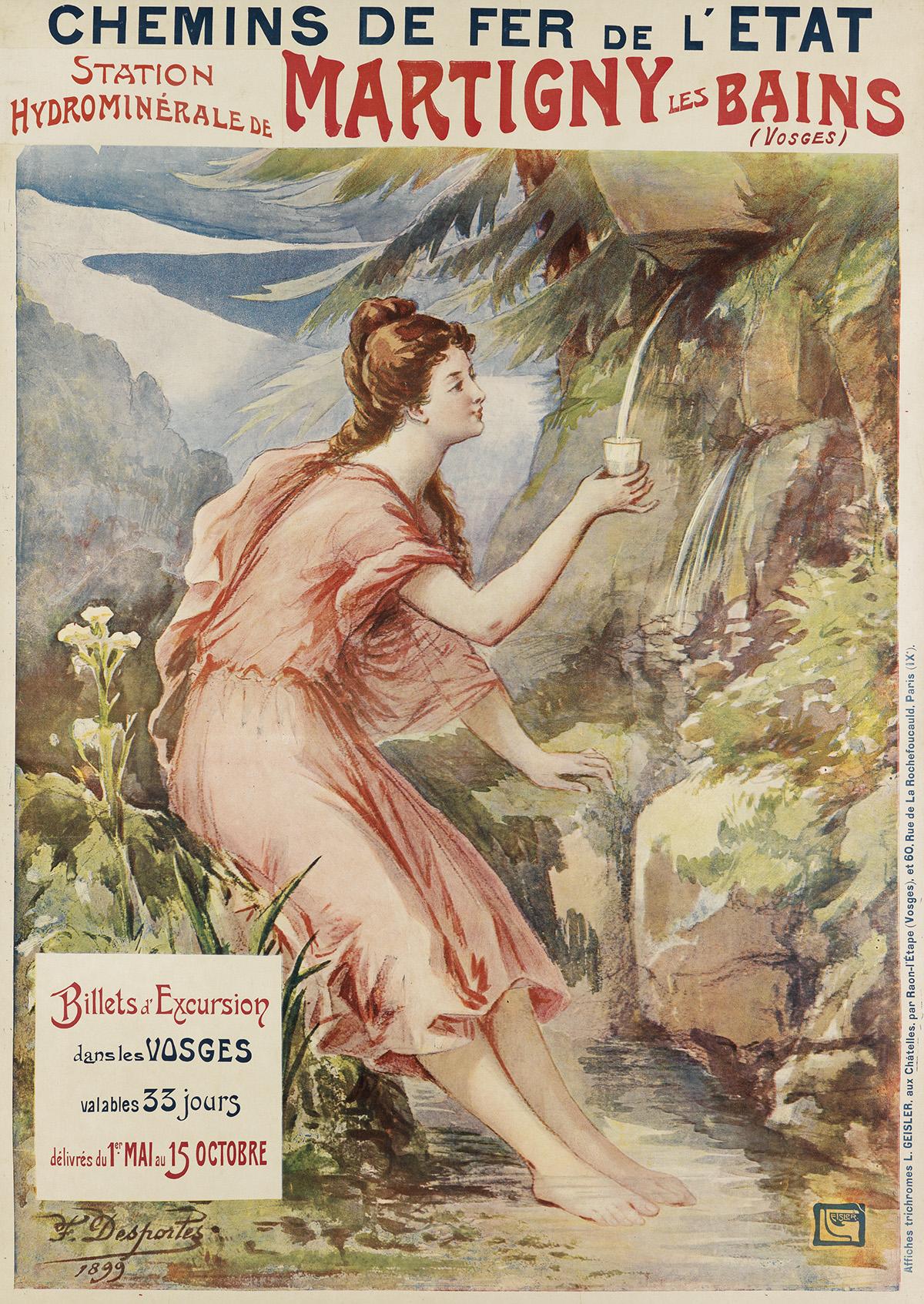FRANCISQUE-DESPORTES-(1849-1891)-MARTIGNY-LES-BAINS-1899-41x