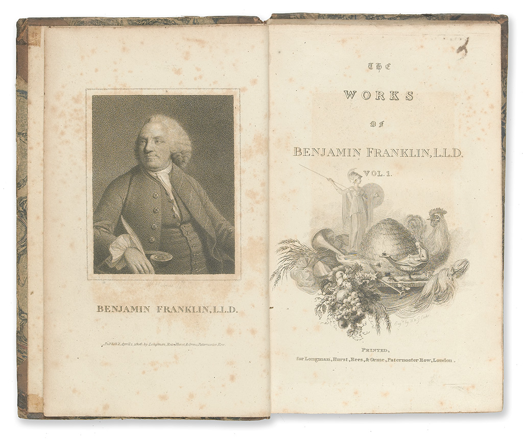FRANKLIN-BENJAMIN-The-Complete-Works-in-Philosophy-Politics-