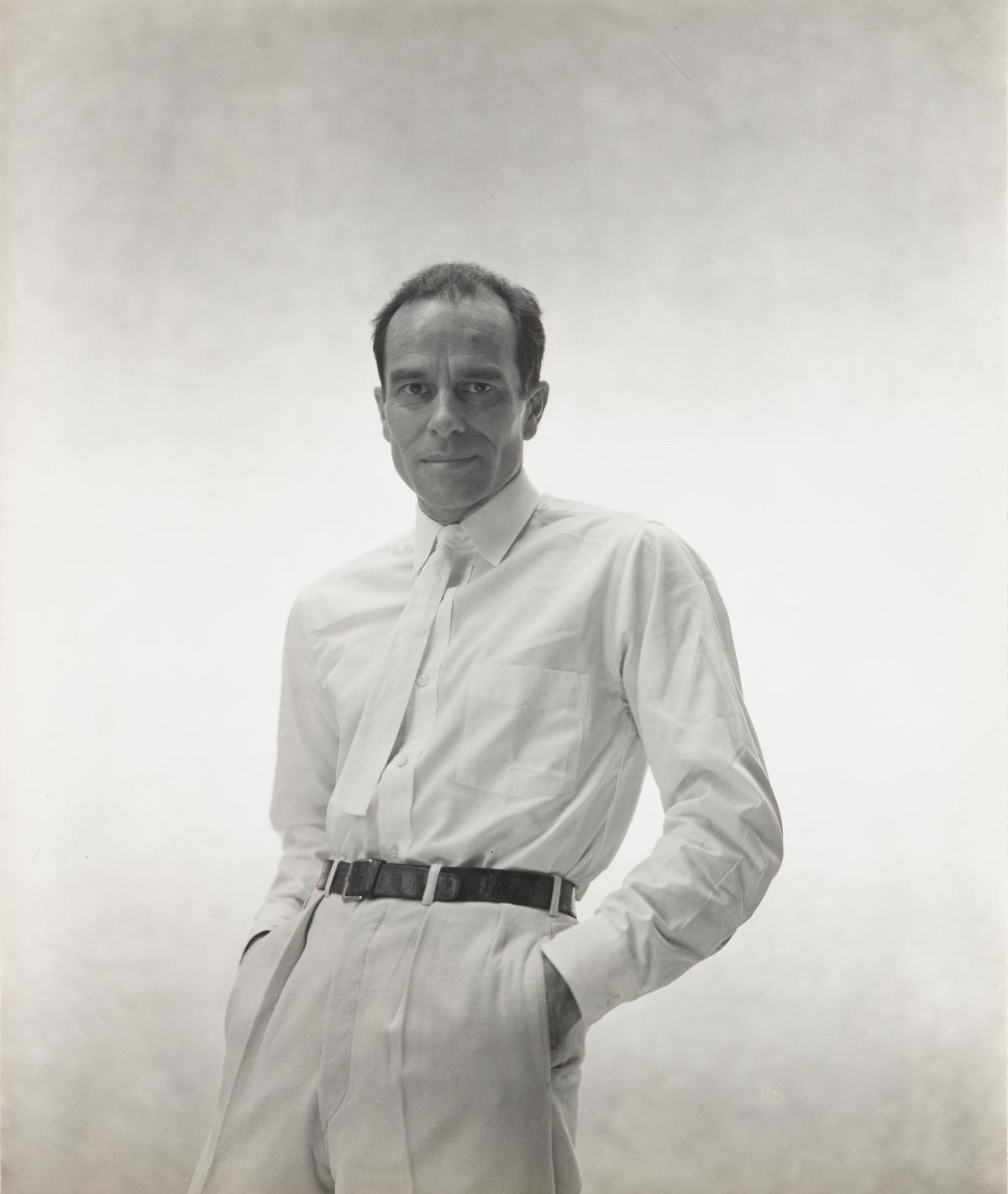 GEORGE PLATT LYNES (1907-1955) Monroe Wheeler.