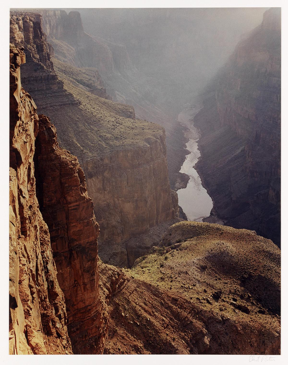 ELIOT PORTER (1901-1990) A portfolio entitled Western Landscapes.