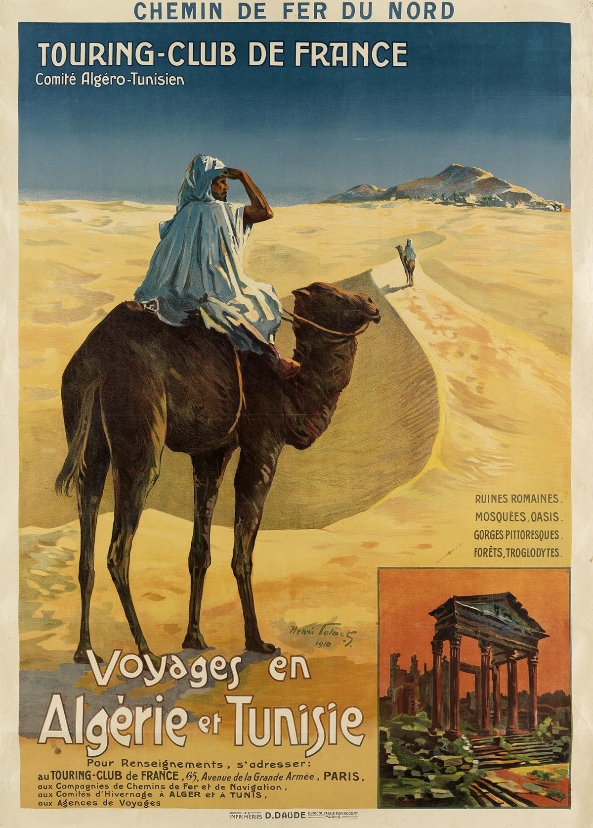 HENRI-POLART-(DATES-UNKNOWN)-VOYAGES-EN-ALGÉRIE-ET-TUNISIE-1