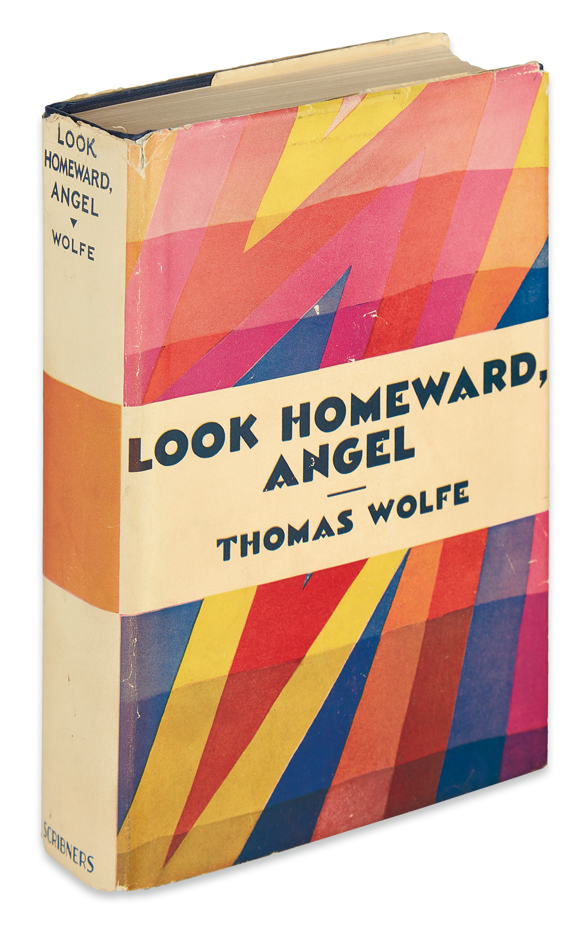 WOLFE, THOMAS. Look Homeward, Angel. A Story of the Buried Life.
