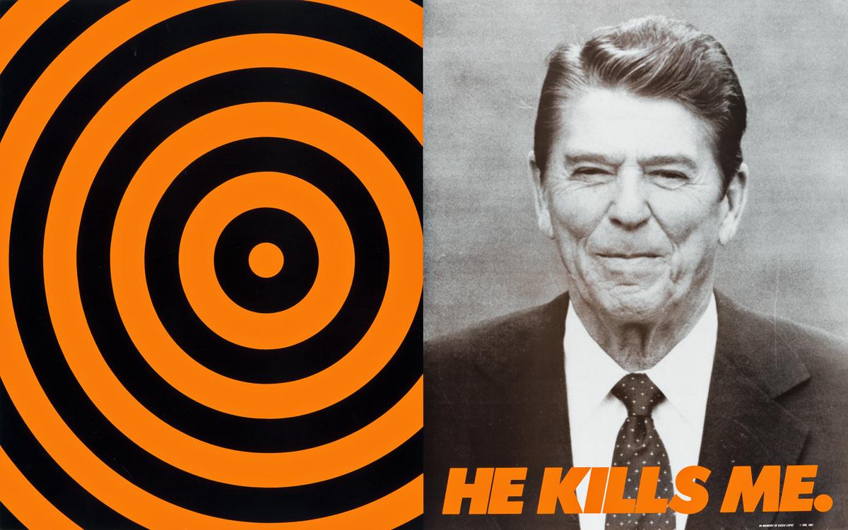 DONALD MOFFET (1955-)  He Kills Me.