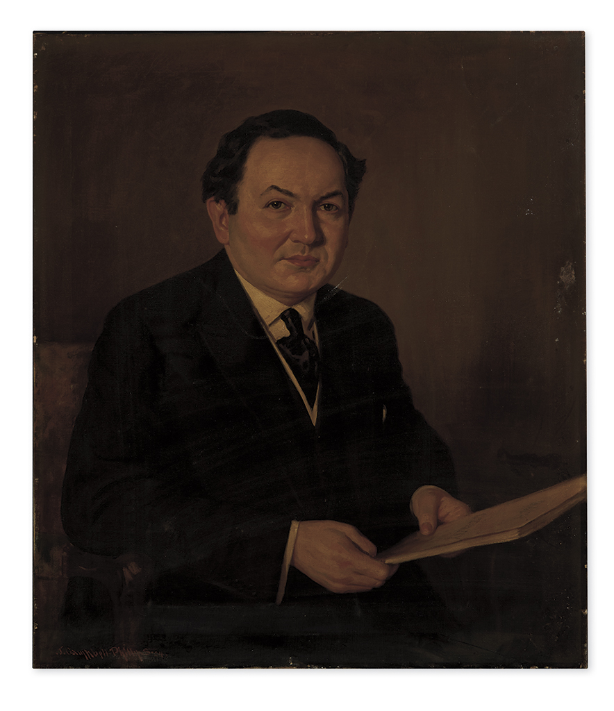 (MUSIC.) Large family archive of pianist and composer Leopold Godowsky.