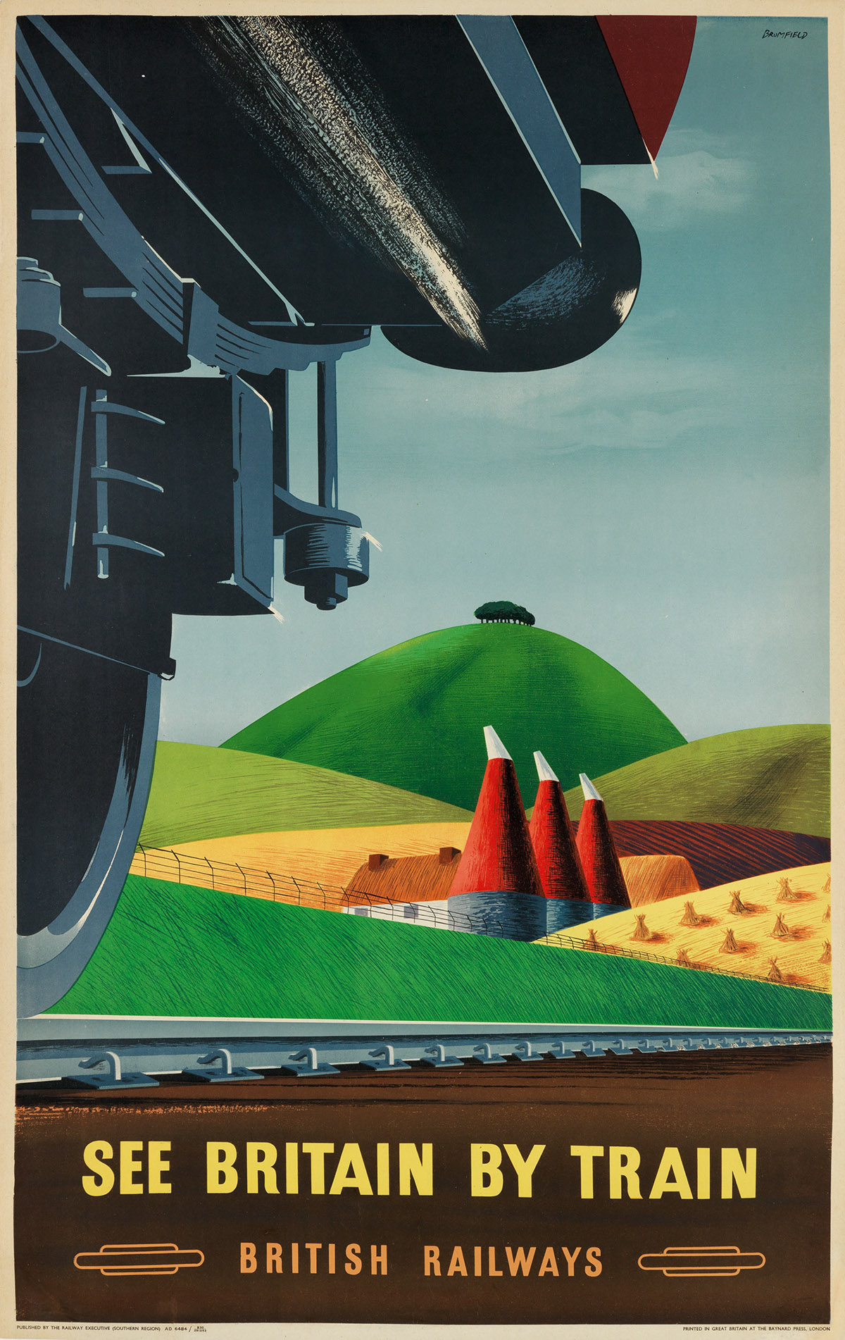 KENNETH-BROMFIELD-(DATES-UNKNOWN)-SEE-BRITAIN-BY-TRAIN-Circa